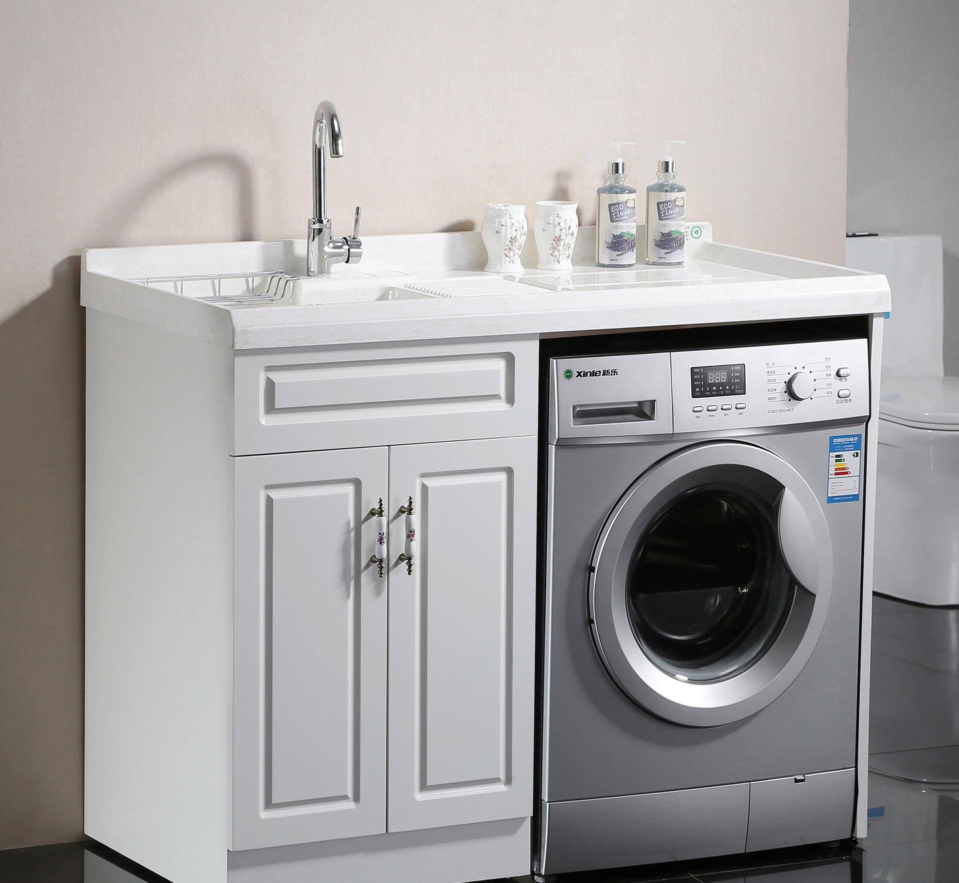 洗衣机柜16-jg1系列